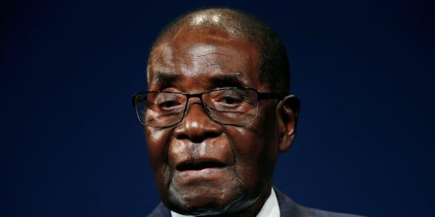 Zimbabwe ex-leader Mugabe visits Singapore hospital