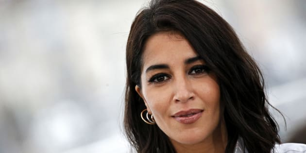 Leila Bekhti à Cannes le 13 mai 2018.