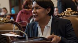 Los cuestionamientos sobre Perla Gómez y el riesgo de que repita al frente de la