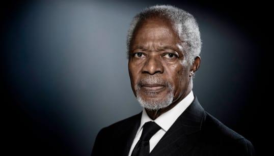 Kofi Annan, Former United Nations Secretary-General, Dead At