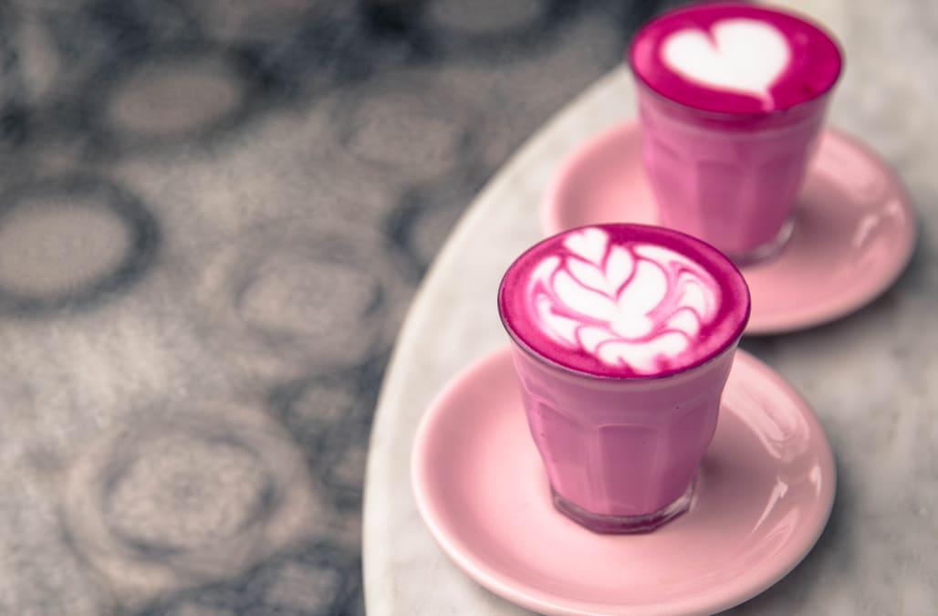 What is moon milk, the Instagram wellness trend promising