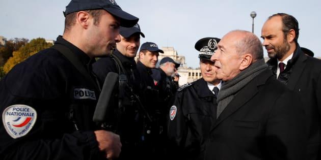 """La """"police de la sécurité du quotidien"""" de Macron, cette police de proximité qui ne dit pas son nom."""