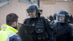 Plus de 1700 interpellations en France samedi après