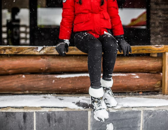 These are the most popular snow boots this year