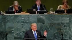 Trump all'ONU e le cupe nubi del negoziato con