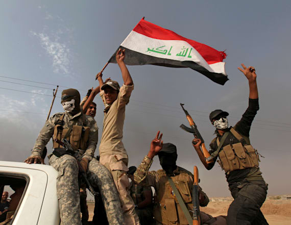 ISIS has been militarily defeated in Iraq and Syria