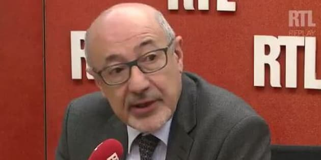 Francis Kalifat, président du Crif, sur RTL mercredi 22 février.
