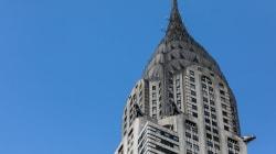 L'emblématique Chrysler Building de New York est en