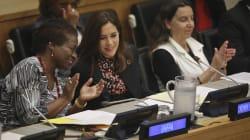 Un informe de la ONU afirma que cuando las mujeres negocian, la paz es más