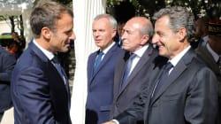 Sarkozy sur Macron: