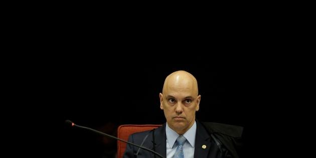 Alexandre de Moraes (foto) acompanhou o voto do relator, Edson Fachin.
