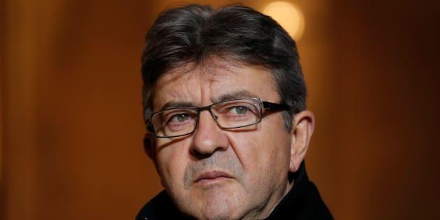 """Mélenchon accuse Castaner de """"déstabiliser les institutions"""" avec sa sortie sur l'affaire Benalla"""