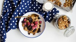 How To Make The Best Granola At