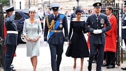 Meghan Markle's Gorgeous Dior Dress Just Broke A Royal Fashion