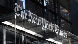 Il New York Times vola in borsa, spinto dal boom degli abbonamenti