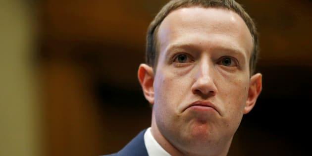 Mark Zuckerberg,CEO do Facebook, foi sabatinado pelo Congresso americano na última terça-feira (10).