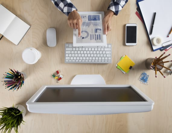 Workspace hack that'll drastically boost creativity