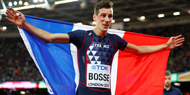 Pierre-Ambroise Bosse a failli perdre un œil dans son agression