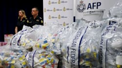 Police Bust Multi-State Drug Network, Seize More Than A Tonne Of