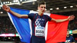 Pierre-Ambroise Bosse a failli perdre un œil dans son
