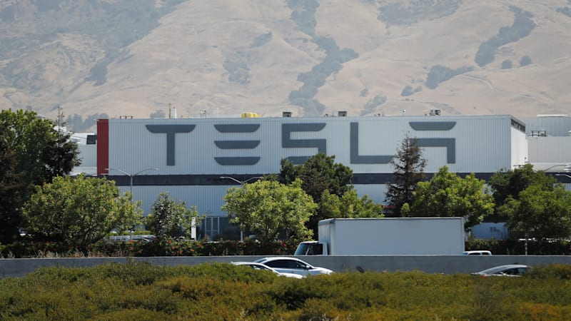 photo image Tesla to open plant in Shanghai with annual capacity of 500,000 cars