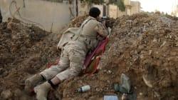 L'armée irakienne face à la