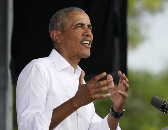 Obama: Trump is 'jealous of COVID's media coverage'