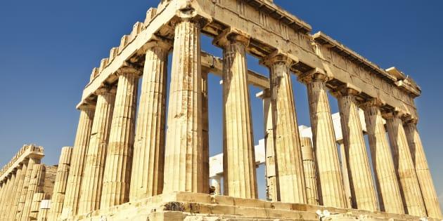 L'Acropole d'Athènes, l'un des lieux les plus visités et les plus prisés au monde