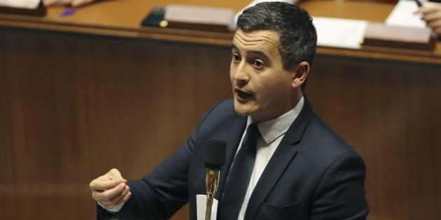 Gérald Darmanin, critiqué pour son cumul de mandats, n'a pas l'intention d'abandonner celui de vice-président de la Métropole de Lille.