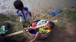 Malnutrición entre niños rohingya refugiados continúa agravándose: