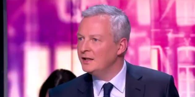 Résultat présidentielle 2017: Bruno Le Maire se dit prêt à travailler avec Emmanuel Macron, François Baroin le recadre