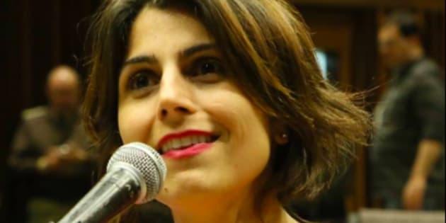 PCdoB anuncia pré-candidatura de Manuela D'Ávila à Presidência