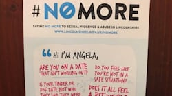 This Poster Campaign Aims To Help Anyone Who Feels Unsafe On A