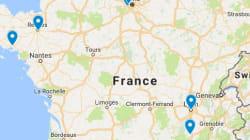 Lyon va donner le nom d'Arnaud Beltrame à son futur lycée, la carte des villes qui lui ont rendu