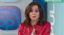 La responsable de comunicación del PP, sobre el vídeo deseando la muerte a Sánchez: