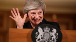 May advierte de que hay tres opciones: su acuerdo, salir de la UE sin acuerdo o que