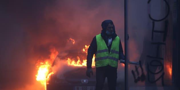 378 personnes en garde à vue, dont 33 mineurs après les manifestations de gilets jaunes à Paris, a fait savoir le procureur de Paris, ce dimanche 2 décembre (Photo d'illustration).