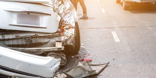 Incidente stradale a Roma: due morti e un ferito.