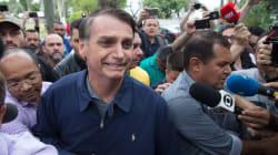 Jair Bolsonaro tiene 57% de los votos válidos a 5 días de la 2da vuelta en