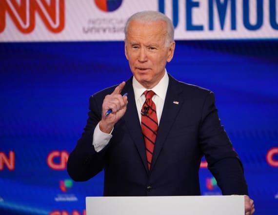 Trump, Biden trade barbs over Democratic convention