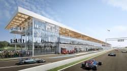 F1: le coût des nouveaux paddocks