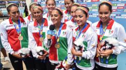 Imparables; México alcanza 100 medallas en Barranquilla