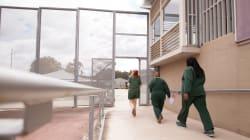 A Look At Life Inside An Australian Maximum Security Women's