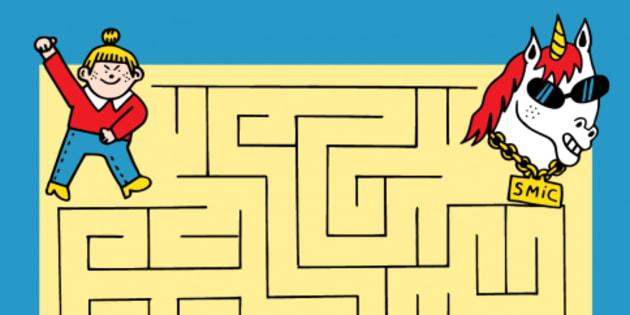 Job - Magazine cover