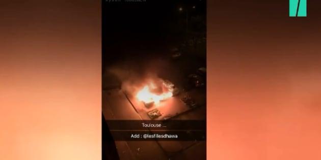 À Toulouse,  deuxième nuit de violences dans le quartier du Mirail, plusieurs interpellations