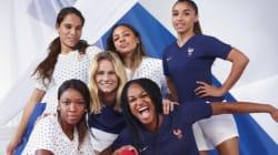 Nike dévoile les maillots que les Bleues porteront pour le Mondial