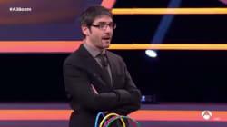 La confesión en 'Boom' (Antena 3) que más ha impactado: la cara de Juanra Bonet lo dice