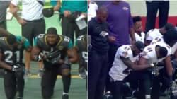 La increíble respuesta de los jugadores de la NFL al boicot de Trump contra