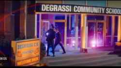 Drake retrouve les personnages de «Degrassi» dans un nouveau