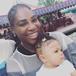 Serena Williams' Daughter Olympia Rocks A Tutu Just Like Her